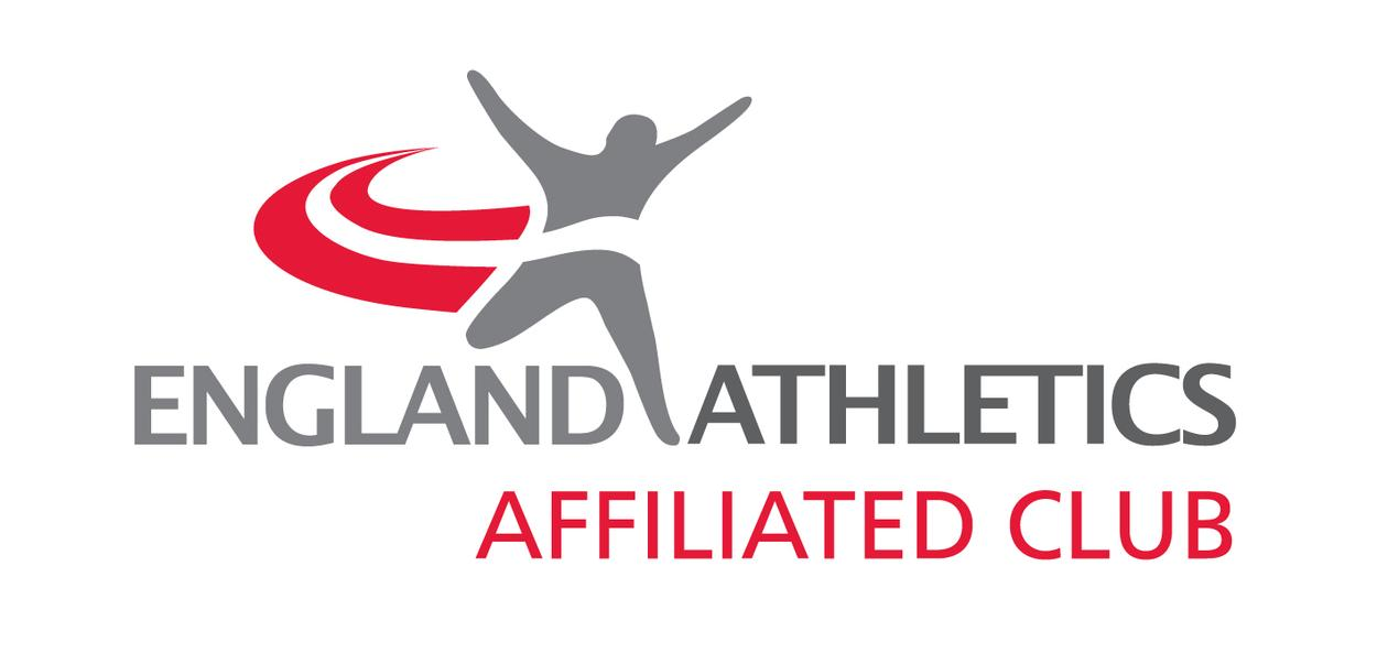 Beaumont Running Club is affiliated with England Athletics
