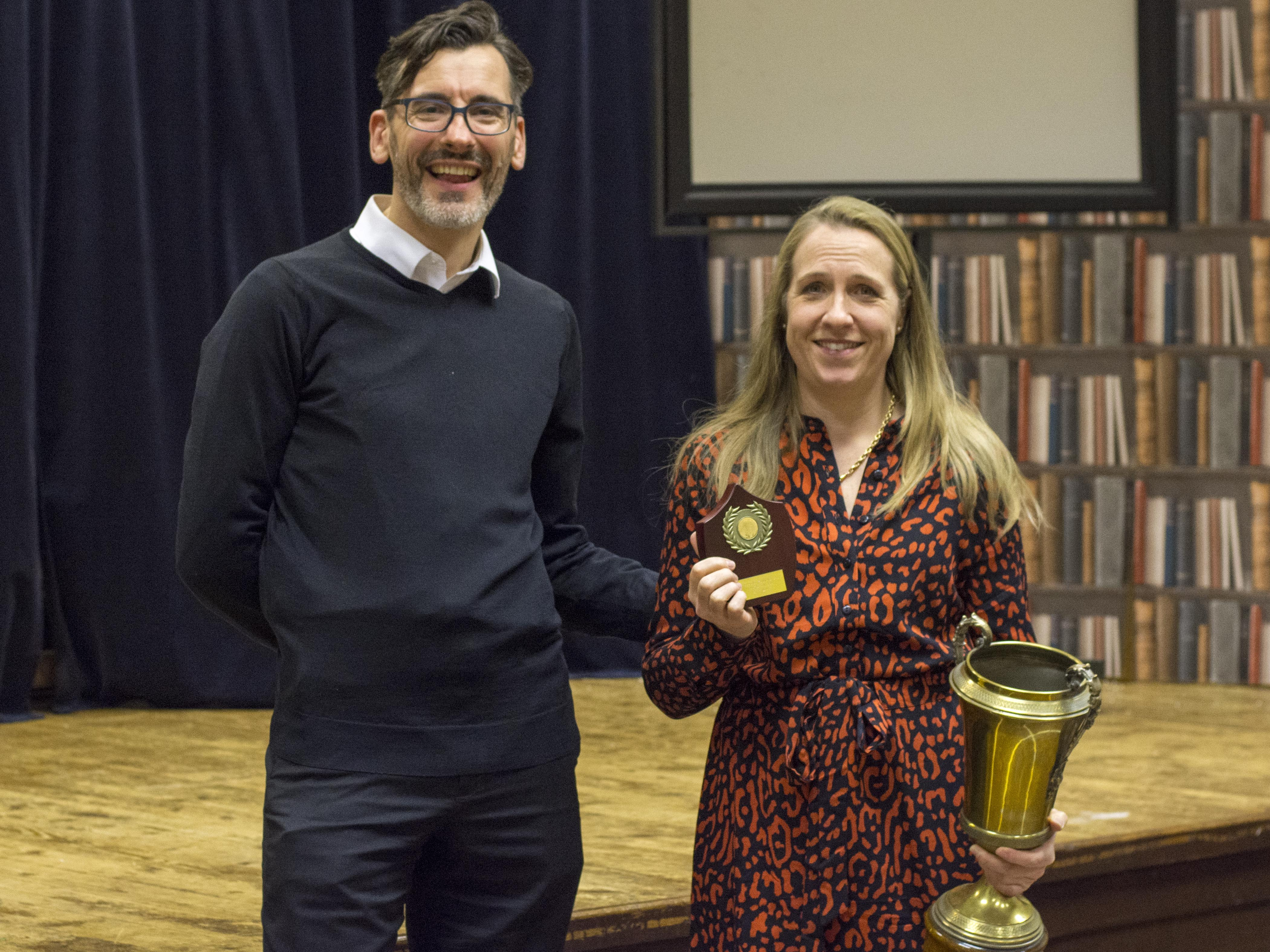 Marathon Award